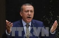 Thổ Nhĩ Kỳ bắt thêm nhiều cảnh sát liên quan cáo buộc nghe trộm