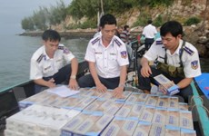 Tây Ninh: Phạt nặng đối tượng vận chuyển thuốc lá nhập lậu
