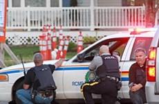 Cảnh sát Canada chặn đứng âm mưu xả súng vào ngày Lễ tình nhân