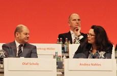 Đức: SPD giành được nhiều phiếu ủng hộ nhất ở bang Hamburg
