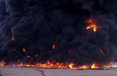 Bị Al-Qaeda phá hoại, thu nhập từ dầu mỏ của Yemen giảm mạnh
