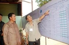 Lào tiến hành đợt Tổng điều tra Dân số và Nhà ở lần thứ tư