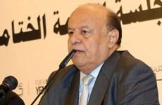 Tổng thống Yemen đề nghị tổ chức đàm phán tại Saudi Arabia