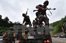 Triều Tiên chỉ trích và đe dọa cuộc tập trận chung Hàn Quốc-Mỹ