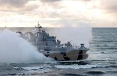 Nga, Ai Cập nhất trí tập trận hải quân chung trên Địa Trung Hải