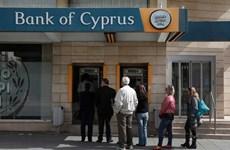 Cyprus tuyên bố không cần toàn bộ gói cứu trợ trị giá 13 tỷ USD
