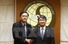 Hàn Quốc, Nhật Bản lập nhóm tham vấn để giảm căng thẳng