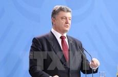Tổng thống Ukraine ký đạo luật trao quy chế đặc biệt cho Donbas