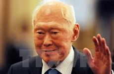 Lãnh đạo Việt Nam điện chia buồn ông Lý Quang Diệu qua đời