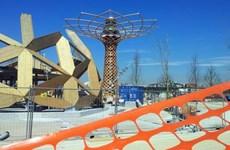 Italy: Nguy cơ hoãn EXPO Milan vì các công trình chưa hoàn thiện