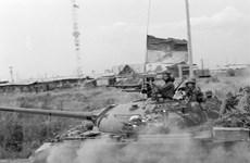 [Photo] Những khoảnh khắc đáng nhớ trong Chiến dịch Hồ Chí Minh