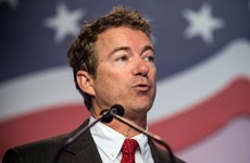 Mỹ: Thượng nghị sỹ Rand Paul tuyên bố tranh cử tổng thống năm 2016