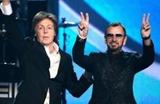 Ringo Starr được ghi tên vào Đại sảnh Danh vọng Rock&Roll