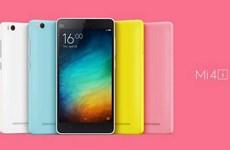 """""""Apple của Trung Quốc"""" ra mắt mẫu điện thoại mới ở Ấn Độ"""