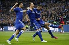 Lịch thi đấu bóng đá cuối tuần: Chelsea sẽ lên ngôi vô địch sớm?