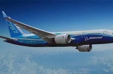 Boeing cam kết sớm khắc phục sự cố hệ thống điện của 787 Dreamliner