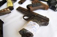 Án phạt nặng cho kẻ dùng súng tự chế bắn cảnh sát 141