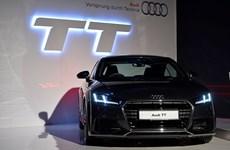 Audi Malaysia ra mắt mẫu xe TT Coupe thế hệ 3 với nhiều cải tiến
