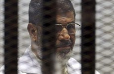 EU kêu gọi Ai Cập xem xét lại bản án tử hình cựu Tổng thống Morsi