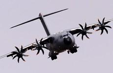 Airbus cảnh báo về sự cố của máy bay vận tải quân sự A400M