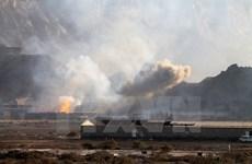 Liên quân Saudi Arabia không kích, tấn công phiến quân Houthi