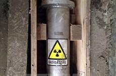 Sớm lắp đặt hệ thống giám sát an ninh các nguồn phóng xạ di động
