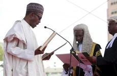 Nigeria: Tổng thống đắc cử Muhammadu Buhari tuyên thệ nhậm chức