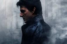 """Các pha hành động của Tom Cruise trong """"Nhiệm vụ bất khả thi"""" mới"""