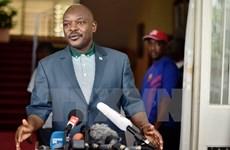Burundi công bố thời điểm bầu cử tổng thống và quốc hội mới