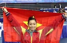 Thể dục dụng cụ Việt Nam vượt chỉ tiêu với 9 huy chương vàng