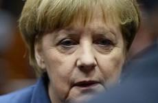 Thủ tướng Đức Angela Merkel tính phương án Hy Lạp rời Eurozone