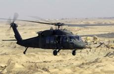 Mexico phản đối Mỹ sử dụng trực thăng chiến đấu ở biên giới