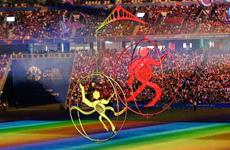 Bế mạc SEA Games 28 để lại nhiều cảm xúc cho các vận động viên