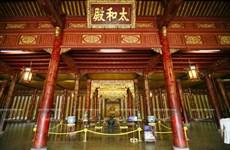 [Photo] Bảo tồn, trùng tu di sản kiến trúc cung đình ở Cố đô Huế
