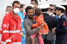 EU khởi động chiến dịch chống buôn người trên Biển Địa Trung Hải