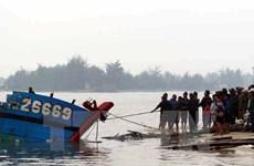 Cứu 32 ngư dân Quảng Ngãi bị nạn trên biển, đưa vào bờ an toàn