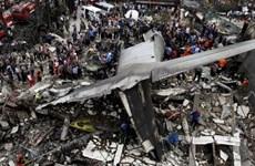 Công bố nguyên nhân vụ rơi máy bay quân sự thảm khốc ở Indonesia