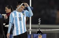 Messi vô duyên với đội tuyển, nhưng anh không cô đơn