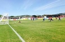 Đội tuyển Micronesia lập kỷ lục thua 68 bàn chỉ sau hai trận đấu