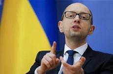 Thủ tướng Yatsenyuk cáo buộc Nga tìm cách hủy hoại Ukraine