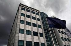 """ECB """"bật đèn xanh,"""" chứng khoán Hy Lạp mở cửa trở lại sau 1 tháng"""