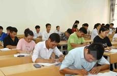 Bộ Giáo dục và Đào tạo công bố kết quả theo khối thi truyền thống