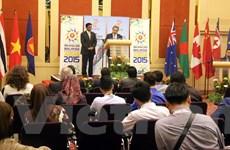 Hội nghị Bộ trưởng Ngoại giao ASEAN bàn thảo về chính trị, an ninh
