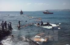 Lực lượng bảo vệ bờ biển Italy phát hiện 5 thi thể trên thuyền