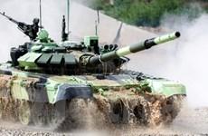 Nhiều màn trình diễn hiện đại ở Cuộc thi quân đội quốc tế 2015