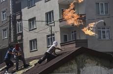 [Photo] Những bức ảnh ấn tượng về thế giới trong tuần qua