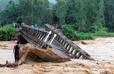 Hơn 100 người thiệt mạng do lũ lụt và lở đất tại Ấn Độ, Myanmar