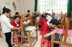 Tập đoàn Hàn Quốc mở trung tâm đào tạo người khuyết tật Việt Nam