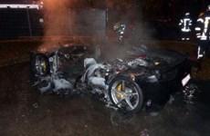 Thiếu gia nhận án phạt nặng vì đốt siêu xe để được đổi xe mới
