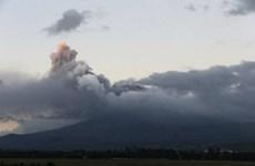 Núi lửa Cotopaxi ở Ecuador có nguy cơ hoạt động mạnh trở lại